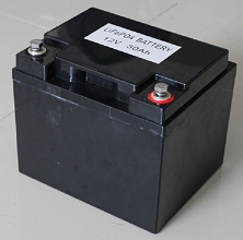 384 Watts 12V 30Ah <br> EV LiFePO4 Lithium Battery Pack