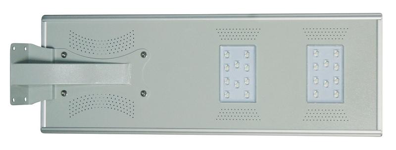 20 watts 2000 2200 lumens integrated led street light. Black Bedroom Furniture Sets. Home Design Ideas