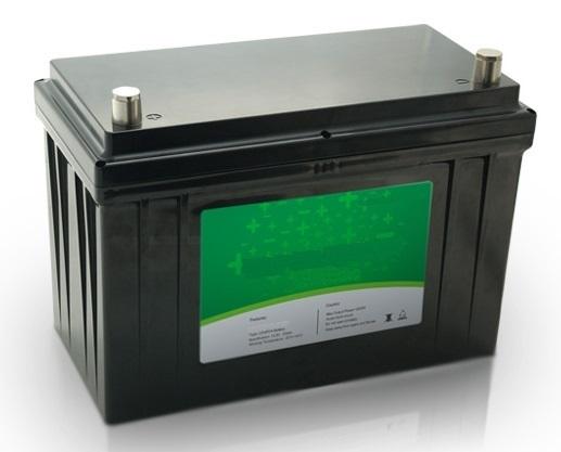 Lithium Battery Pack 24v 50ah Ev Lifepo4 Electric Car