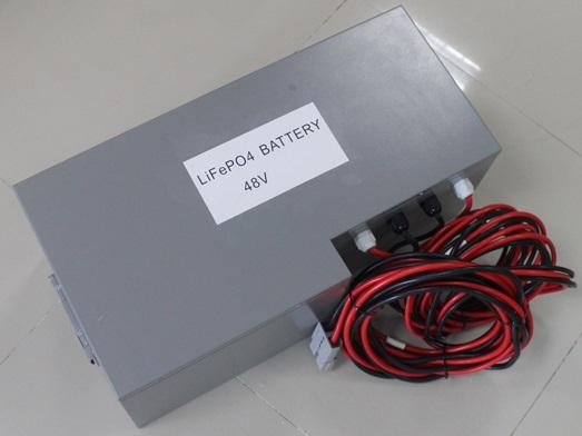 Lithium Battery 48v 60ah Lifepo4 Ev Golf Cart