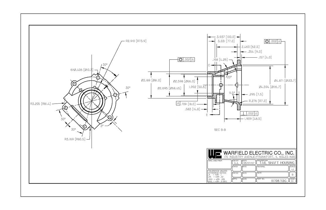 700r4 transmission dimensions