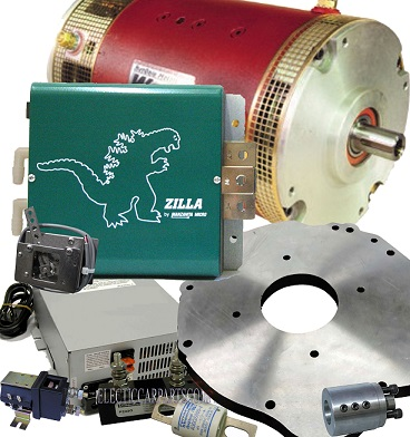 Ac And Dc Motors And Conversion Kits And Wiring Components