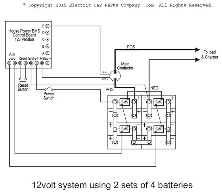 bms 16s wiring diagram bms automotive wiring diagrams minibmsmini bms12v8 batteriesdiagram1