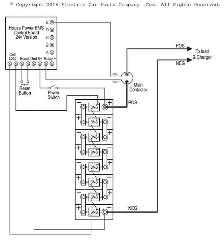 MiniBMSmini-bms24vDiagram  Bank V Charger Wiring Diagram on furnace transformer, transformer thermostat, battery charger, light switch, relay elevator, battery bank, solar panel parallel, starter relay, fan relay, boat battery,