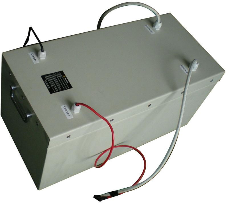 Batterie lithium 48v 100ah