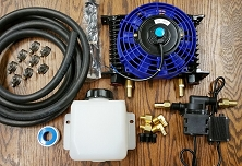 Blue Chill EV Liquid Cooling Kit