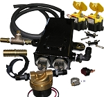 180V-250V 10,000 BTU, 3000W <br> Double Element <br> Inline EV Coolant/Water Heater Kit