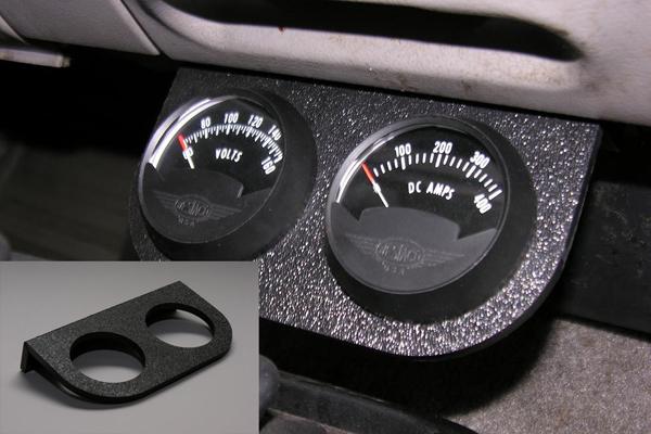 Gauge Panel Shunt Voltmeter Ammeter Gauges Ev Soc State Of