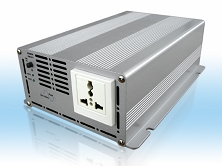 HTS600 Pure Sine Wave DC to AC Inverter <br> 600 Watts 0.6KW 100V, 120V, or 230V 50Hz 60Hz Output <br> 12V, 24V, or 48V DC Input