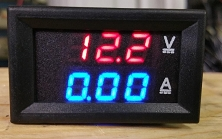 0-100V 10A Voltmeter & Ammeter <br> Shunts Available for Higher Amperage <br> USA Stock!