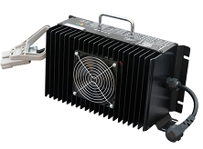 2.2kW / 2200W <br> 48V 35A, 60V 30A, 72V 25A, <br> 96V 18A, 144V 12A, 288V 6A, <br> 320V 5A, 352V 4A <br> Lithium or Lead-Acid Battery Charger <br> For Quantity Pricing and Specifications See Details