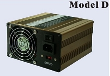 600 Watts <br> 12V 30A <br> Model D <br> Lithium or Lead-Acid Intelligent Battery Charger