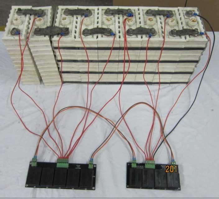Lithium Lifepo4 Limn2o4 Lipo Li Ion Nimh Lead Acid Battery