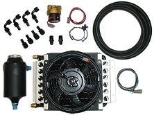 NetGain Controls EV Liquid Cooling Kit <br> WarP-Drive Performance EV Liquid Cooling Kit