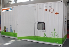 100-500KWH Energy Storage Banks <br> in 20ft Containers...$379,825 each, Plus Freight <br> Solar Compatible! - May be stacked in parallel <br> 10 Year Factory Warranty <br> 20 Year Design Life