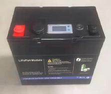 12V 40Ah<br>Lithium-ion Battery<br>10.1 Lbs. (4.6 Kg)<br>USA Stock