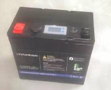 12V 50Ah<br>Lithium-ion Battery<br>14.3 Lbs. (6.5 Kg)<br>USA Stock
