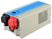 <b> 1000 Watts 1KW </b> <br> 12V DC Input <br> 120V AC 50Hz 60Hz Output <br> Pure Sine Wave <br> DC to AC Power <br> Solar Inverter and Battery Charger <br> Works With Lithium or Lead Acid Batteries