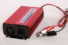 12V-12.8V-14.6V 20A <br> Lithium Battery Intelligent Charger <br> LiFePO4 LFP Intelligent Charger <br> CE Certified <br> USA Stock!