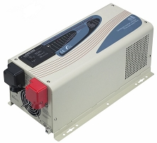 <b> 1500 Watts 1.5KW </b> <br> 12V or 24V DC Input <br> 120V or 240V AC 50Hz 60Hz Output <br> Pure Sine Wave <br> DC to AC Power <br> Solar Inverter and Battery Charger <br> Works With Lithium or Lead Acid Batteries