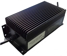 1.44KW / 1440 Watts <br> 24V 30A-40A, 48V 20A-25A-30A, <br> 60V 15A-20A-25A, 72V 15A-20A-25A, <br> 144V 8A-10A, 210V 10A, 240V 8A, 360V 5A-8A <br> Model P <br> Lithium or Lead-Acid Intelligent Battery Charger