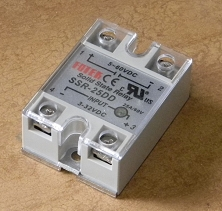 25A Solid State Relay <br> 3-32VDC Input <br> 5-60VDC Output