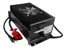 48V 10A<br>Lithium Battery Charger<br>USA Stock