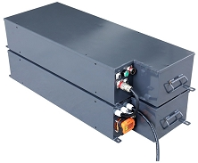 21,500 Watts 21.5kW 48V 420Ah <br> LiFePO4 Lithium Battery Pack <br> 46.0 * 15.9 * 17.5 in <br> 1170 * 405 * 446 mm <br> 551 Lbs. / 250 Kg <br> 4000 Cycles-Continuous Charge Cycles