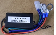 6 Amps (6000mA) Continuous Balancing!<br>Battery AH 50-3000!<br>Unlimited Cell Count<br>Charge, Discharge & Storage<br>Battery Voltage-Amperage Balancers/Equalizers<br>for Lead Acid Batteries<br>Keeps Your Batteries Voltage difference Within 30mV!