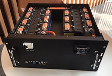 7200 Watts - 48V 150Ah<br>15S LiFePO4 Lithium Battery Pack<br>100A BMS & Balancers