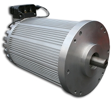 HyPer 9HV IS EV AC Motor <br> 144V, 500A