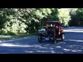 MODEL T <br> EV CONVERSION <br> Model T going down the street after being converted to electric. <br> 0:20
