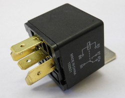 12V Power Relays <br> 40A