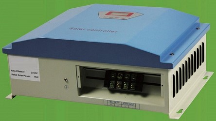3KW - 48V, 96V, 120V, 220V, or 240V <br> For Lithium or Lead Acid Battery Packs <br> Solar Charge Controller