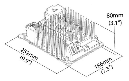 Lithium Lead-Acid Battery Charger 650 Watts 24V 36V 48V On