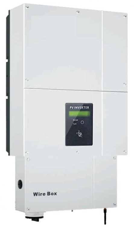 360V 4kW 240VAC Pure Sine Wave DC to AC Power Solar Inverter