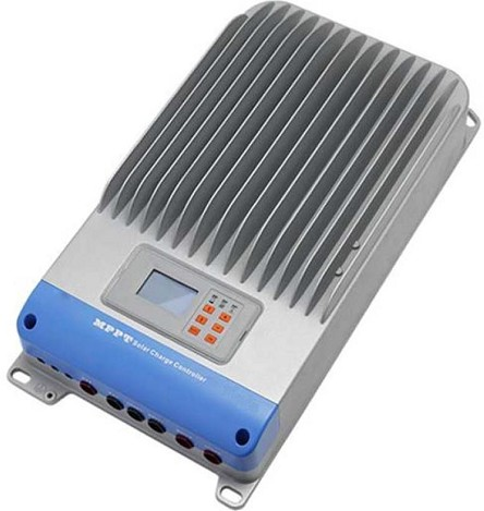 600W 12V, 1.2KW 24V, <br> 1.8KW 36V, or 2.4KW 48V MPPT <br> For Lithium or Lead Acid Battery Packs <br> Solar Charge Controller