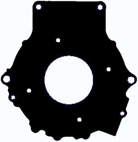 Ford Festiva  or Aspire <br> EV Transmission Adapter Plates <br> Aluminum or Steel