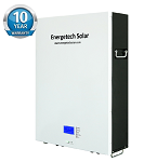 5KWh 51.2V 100Ah LiFePO4 Lithium Battery<br>Solar Energy Storage System<br>10 Year Factory Warranty<br>Can Be Paralleled<br>UL Approved