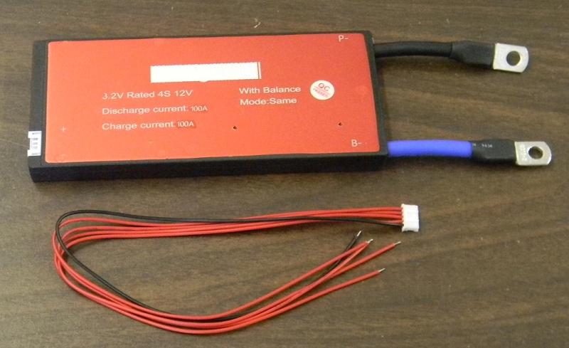 Bms Battery Management System 12v 100a