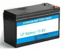12V 100Ah <br> EV LiFePO4 Lithium <br> Lead-Acid Replacement Battery Pack <br> With Battery Management System (BMS) <br> Can Be Put in Series Up to 48V