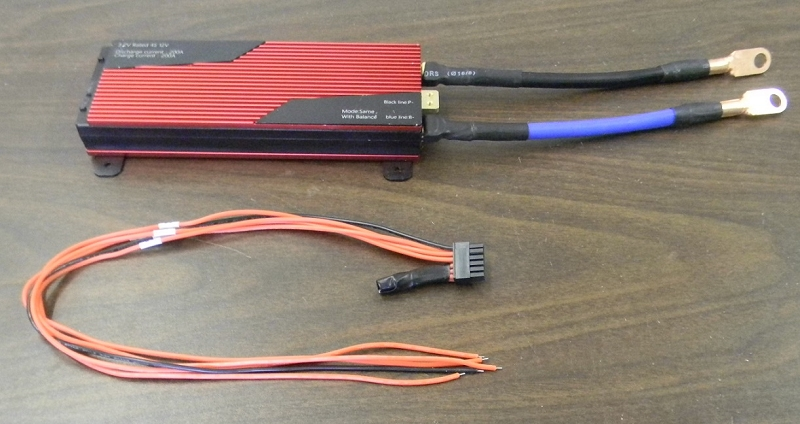 Bms Battery Management System 12v 200a