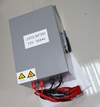 3840 Watts 3.84kW 12V 300Ah <br> EV Lithium Battery Pack <br> <h3> $2696 - FOB Salt Lake City <br> $2416 - FOB China </h3>