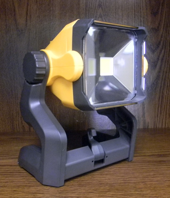 18w 2800 Lumens Tool Battery Powered Light On Sale Best