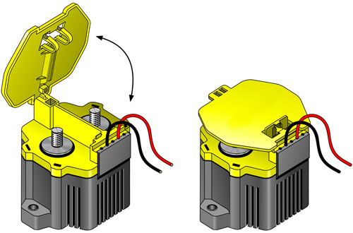cover illustrations-20A-350A Contactor 12V DC Coil Contactor DC or 50/60 Hz AC Contactor