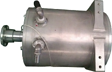 AC3-40 Motor <br>  100 HP - 80 kW Peak <br> 553 lbf - 750 Nm Torque Peak <br> China Stock