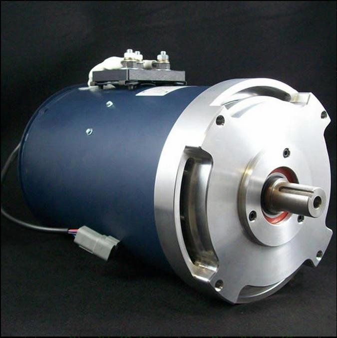 AC-50 AC-51 AC-5X HPEVS EV AC Motor Kit 96V 650A On Sale