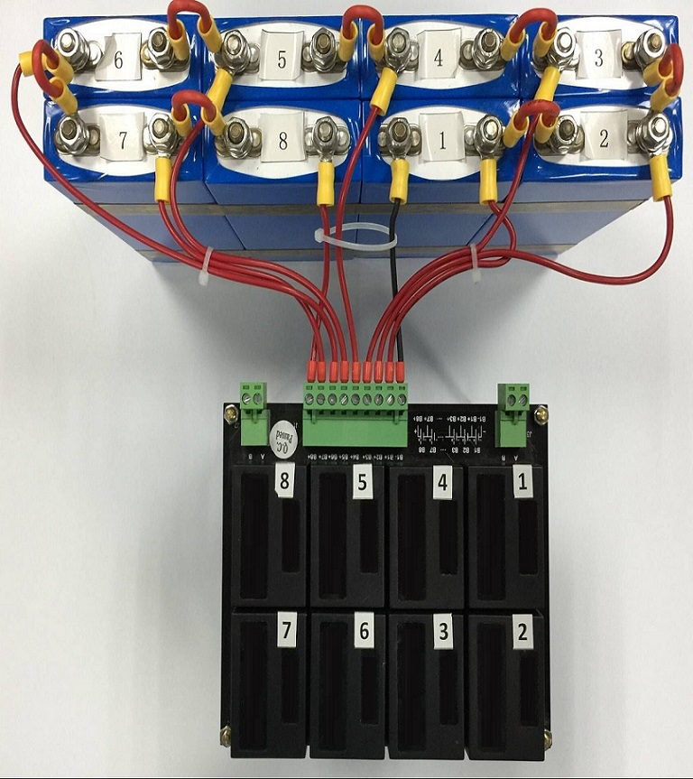 Battery Balancers Wiring 3