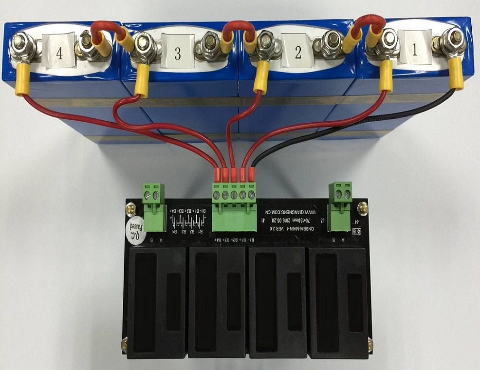 Battery Balancers Wiring 4