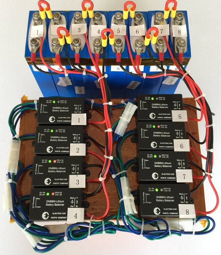 Battery Balancers Wiring 5